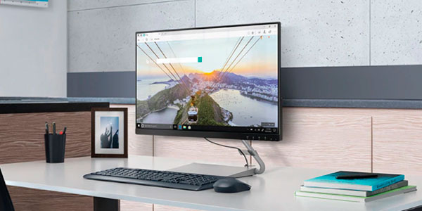 "Monitor Lenovo Q24i Full HD de 23,8"" barato"