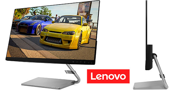 Chollo Monitor Lenovo Q24i Full HD de 23,8""