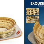 National Geographic puzle 3D del Coliseo Romano barato