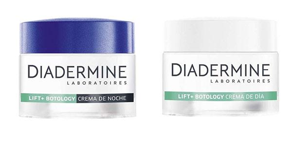 Pack Diadermine Lift + Botology cremas de día y noche con neceser en oferta