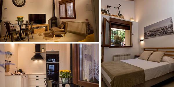 Panorama Suite apartamento barato en la muralla de Ávila