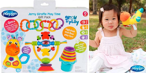 Set de juego Jerry la Jirafa de 17 piezas para bebés barato