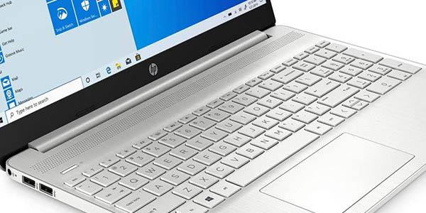 "Portátil HP 15s-fq1089ns de 15.6"" Full HD barato"