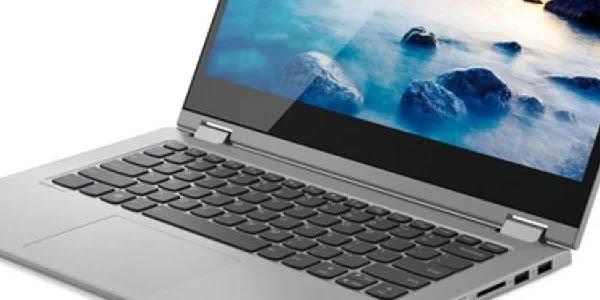 """Portátil convertible Lenovo Ideapad C340-14IML de 14"""" FullHD en Amazon"""