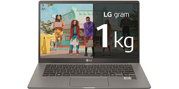 "Portátil ultraligero LG Gram de 14"" Full HD"