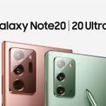Precompra ahora tu smartphone Samsung Galaxy Note20 y llévate un regalo