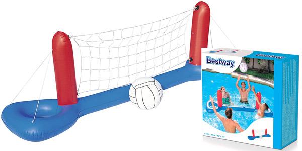 Red Hinchable Voleibol Bestway 52133 chollo en Amazon