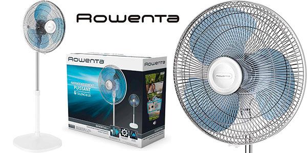Ventilador de pie Rowenta Essential VU4410 con 3 velocidades barato