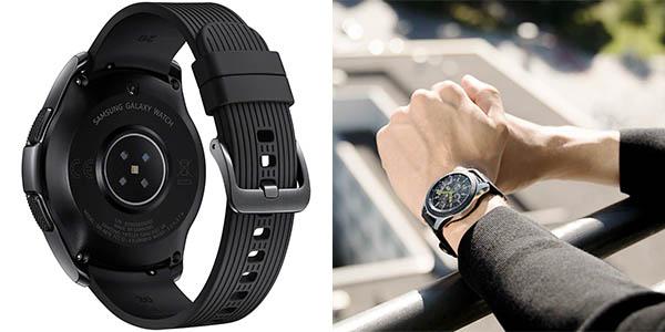 Samsung Galaxy Watch de 42 mm en color negro