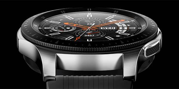 Samsung Galaxy Watch de 42 mm en Amazon