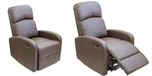 Sillón relax reclinable Astan barato en Amazon