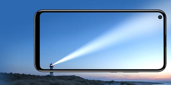 Smartphone Huawei P40 Lite E de 4 GB + 64 GB chollo en Amazon