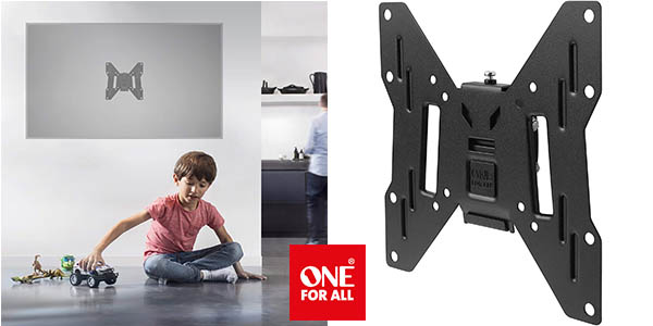 Soporte de pared One For All WM2221 para TV de hasta 40""