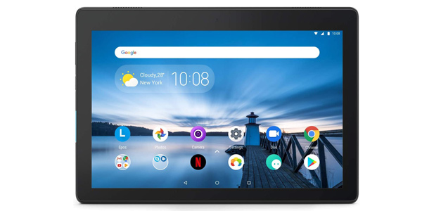 Tablet Lenovo TAB E10 de 1 GB de RAM y 16 GB barata en Amazon