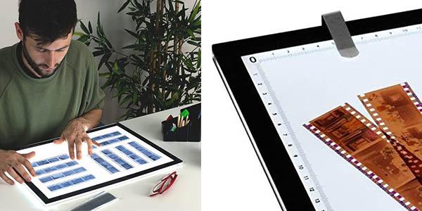 tableta LED Minisun A3 chollo