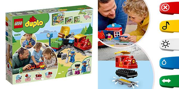 tren infantil LEGO Duplo Trains oferta