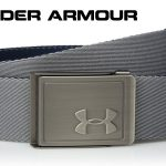 Cinturón Under Armour Men's Webbing 2.0 para hombre barato en Amazon