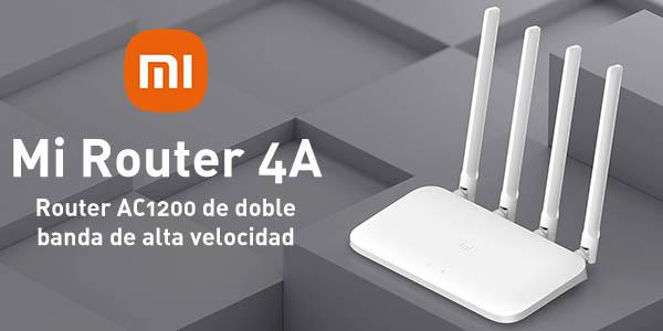 Xiaomi Mi Router 4A AC1200 de doble banda