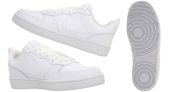 Zapatillas infantiles Nike Court Borough Low 2 baratas