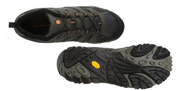 Zapatillas de senderismo Merrell Moab 2 GTX para hombre chollo en Amazon