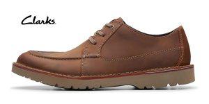 Zapatos de cordones Clarks Vargo Vibe para hombre baratos en Amazon