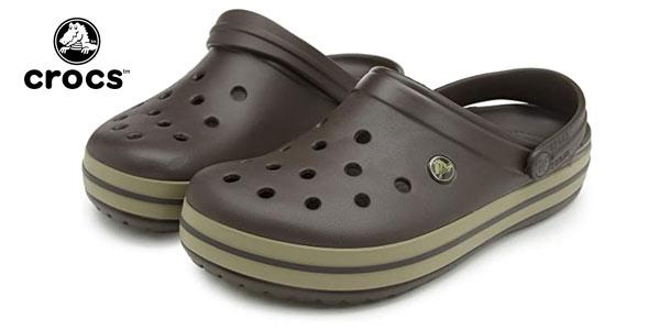 Zuecos Crocs Crocband para adulto en oferta