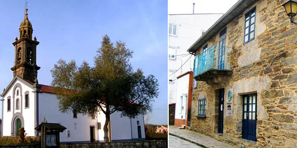 alojamiento barato en Arzúa en el Camino de Santiago
