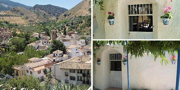 alojamiento rural económico cerca de Granada
