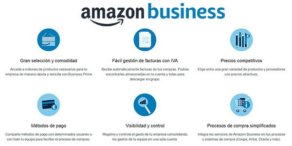 Amazon Business código descuento para compras promoción Prime Day 2020