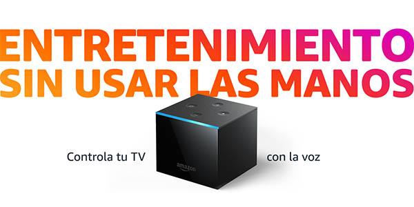 Fire TV Cube en Amazon