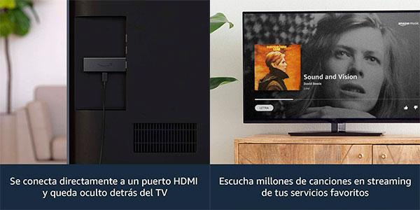 Fire TV Stick Lite 2020 barato