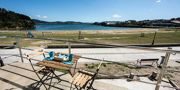 Apartamentos Playa Camariñas en A Coruña a precio de chollo para hacer una escapada