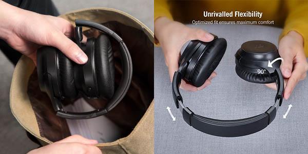 Auriculares Bluetooth Taotronics TT-BH060 en Amazon