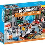 Calendario de Adviento Agentes Playmobil 9263 barato en Amazon
