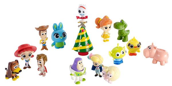 Calendario de Adviento Toy Story 4 chollo en Amazon