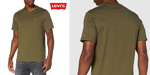 Camiseta Levi's SS Original Hm Tee barata en Amazon