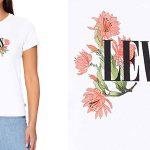 Camiseta Levi's The Tee para mujer barata en Amazon