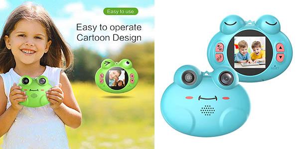 CamKing cámara digital infantil a precio de chollo