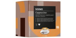 cápsulas Solimo Cappuccino compatibles con Dolce Gusto