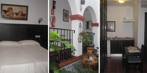 Casa Cantillo apartamentos turísticos baratos en Carmona