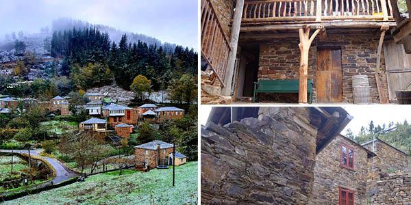 Casa Quiñones Barcia alojamiento rural en Lugo oferta