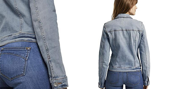 Chaqueta vaquera Tom Tailor Denim para mujer chollo en Amazon