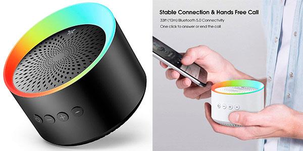 Chollo Altavoz Axloie inalámbrico Bluetooth 5.0