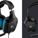 Chollo Auriculares gaming Logitech G432 con Surround 7.1