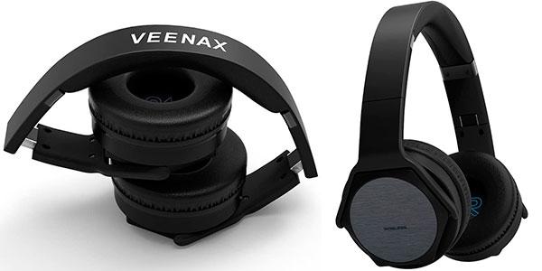 Chollo Auriculares Veenax HS3 Bluetooth con micro
