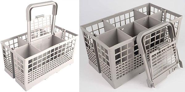 Chollo Cesta universal de cubiertos para lavavajillas