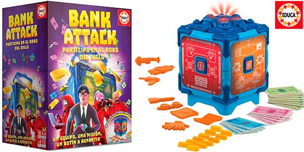 Chollo Juego de mesa Bank Attack