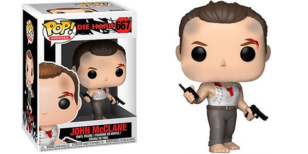Chollo Figura Funko Pop! John McClane de Jungla de Cristal