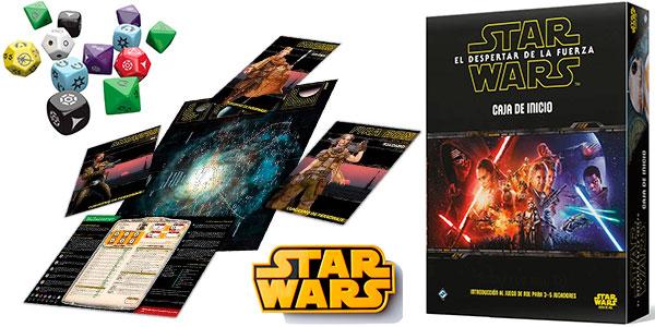 Chollo Juego Star Wars El Despertar de la Fuerza: Caja de inicio