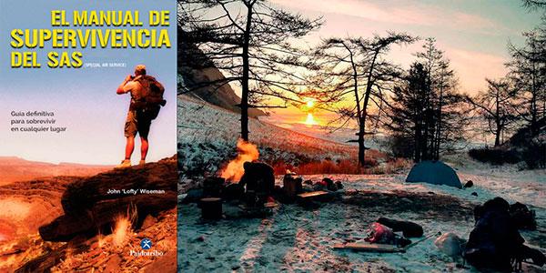 """Chollo Libro """"El manual de supervivencia del SAS: Guía definitiva para sobrevivir en cualquier lugar"""" en versión Kindle"""